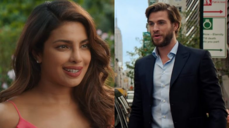 Not Liam Hemsworth But Priyanka Chopra To Romance This Actor In Isn't It Romantic!
