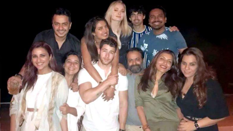 Priyanka Chopra-Nick Jonas Wedding: Cops Put A Damper On The Couple's Dinner Party For Joe Jonas And Sophie Turner