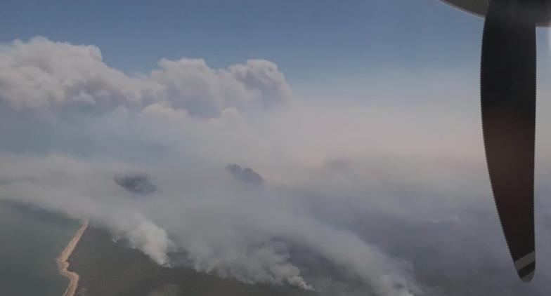 Queensland Bushfires: Evacuations Ordered As Massive Blaze Intensifies Again