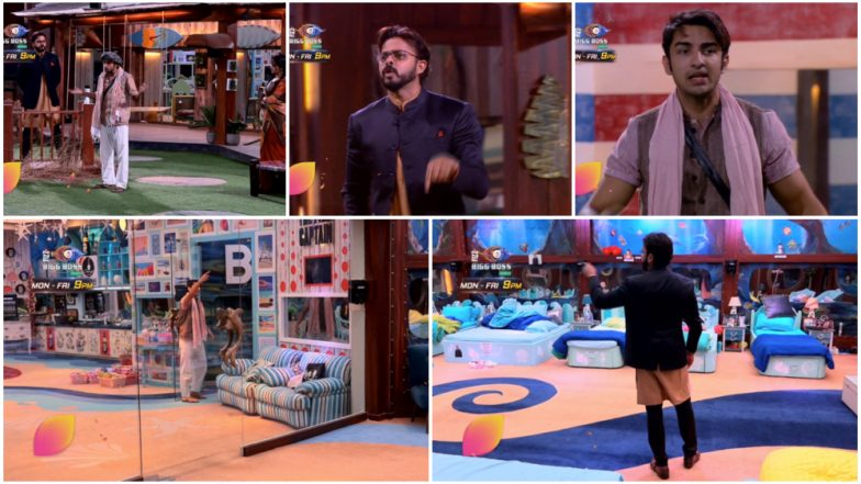 Bigg Boss 12: 'I Will Smash Your F****ng Head' Says Sreesanth To Rohit Suchanti-Find Out Why!