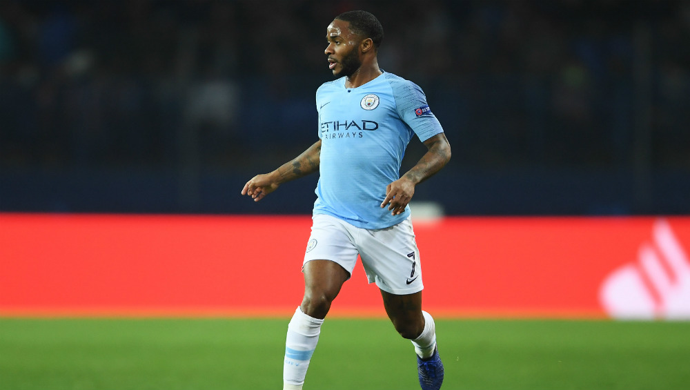 Raheem Sterling Hat-Trick Helps Manchester City to Record a Convincing Win Over Atalanta in UEFA Champions League 2019–20 Group C Clash