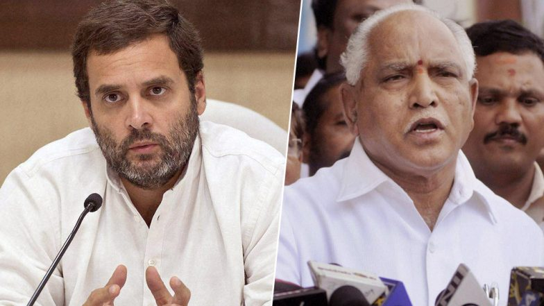 Karnataka By-Elections Results 2018: Congress Calls It Teaser For 2019, BJP's Yeddyurappa Confines Himself in House