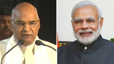 Narendra Modi, Ram Nath Kovind, Rahul Gandhi Greet Nation on Ram Navami 2020