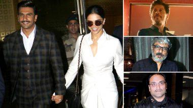 Deepika Padukone – Ranveer Singh Italy Wedding Guest List: Shah Rukh Khan, Vin Diesel, Aditya Chopra, Sanjay Leela Bhansali Are Amongst the Invitees?