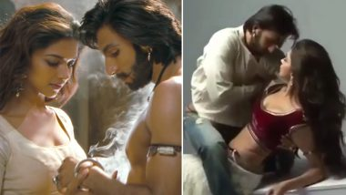 5 Years of Goliyon Ki Raasleela-Ram Leela: Here's How Deepika Padukone and Ranveer Singh Fell in Love! (Watch BTS Videos)