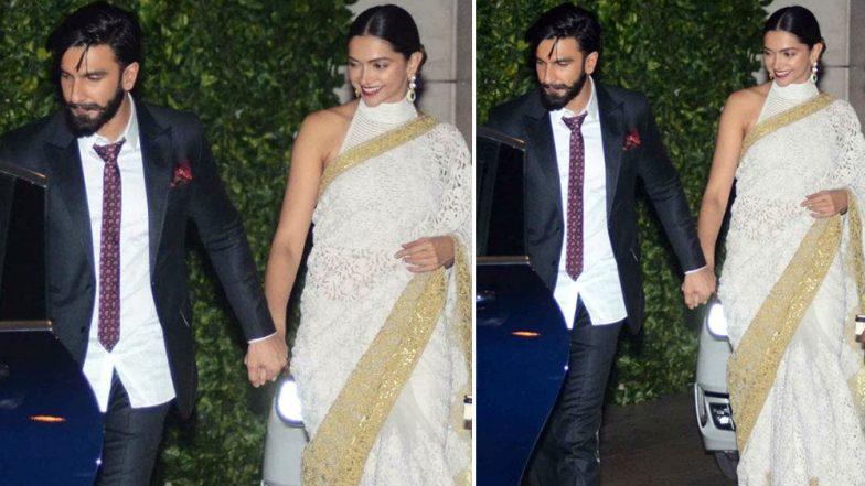 Throwback Thursday: When Ranveer Singh and Deepika Padukone Walked Hand-In-Hand Refuting Break-Up Rumours