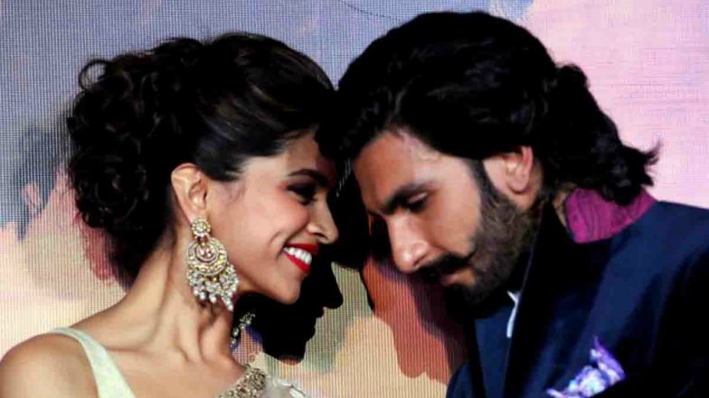 Deepika Padukone and Ranveer Singh Adapt a Strict 'No Kissing Policy' With their Co-stars in Movies?