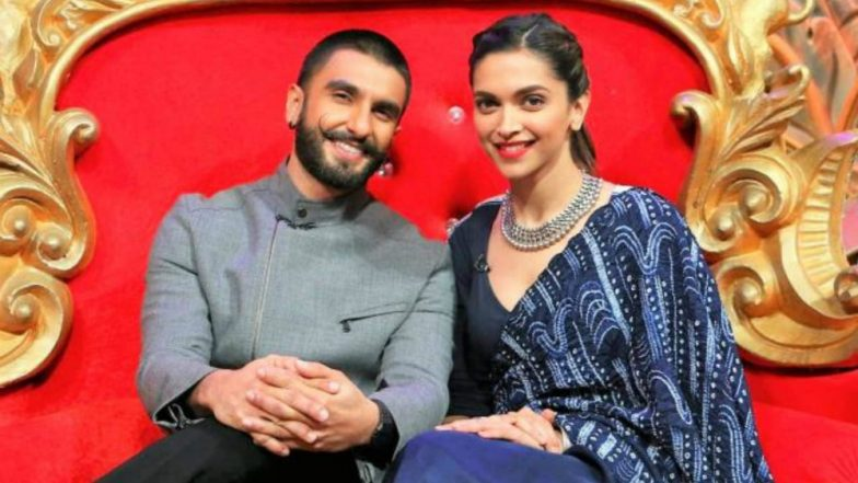 VIDEO ALERT! Deepika Padukone Ranveer Singh Wedding: Check Out The Newlyweds Enjoy A Dance Performance On Malhari