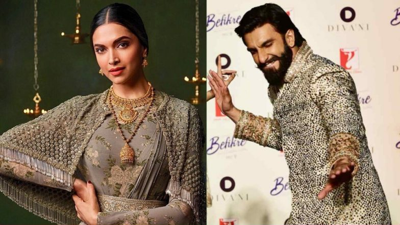 Deepika Padukone Credits This Person For Having a Disciplined Life and Imbibing the Same in Ranveer Singh