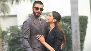 Ranveer Singh Reveals his Valentine's Day Plan for Wifey Deepika Padukone and No Points for Guessing What It Is