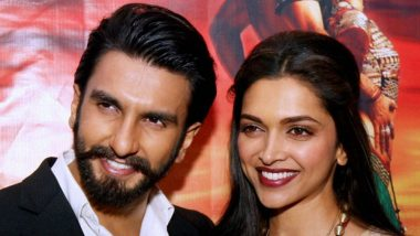 Deepika Padukone and Ranveer Singh Groove Happily On 'Tareefan', 'Chogada' and 'Gallan Goodiyan' at Isha Ambani-Anand Piramal's Wedding Bash! (Watch Videos)