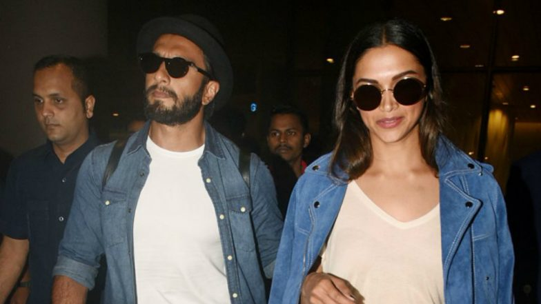 Deepika Padukone Was Enjoying Her Bachelorette in Disneyland When Her Video With Ranveer Singh Went Viral