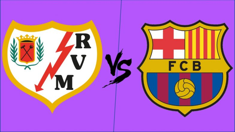 Rayo Vallecano vs Barcelona Live Streaming Online: How to Get La Liga 2018–19 Match Live Telecast on TV & Free Football Score Updates in Indian Time?