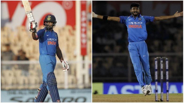 Virat Kohli Praises Khaleel Ahmed, Ambati Rayudu's Contribution in ODI Series Win Against West Indies
