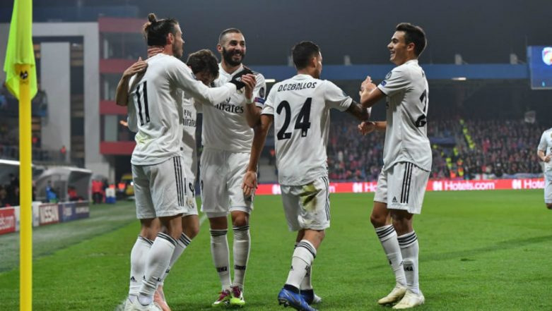 Valladolid vs Real Madrid Live Streaming Online: How to Get Spanish La Liga 2018–19 Match Live Telecast on TV & Free Football Score Updates in Indian Time?