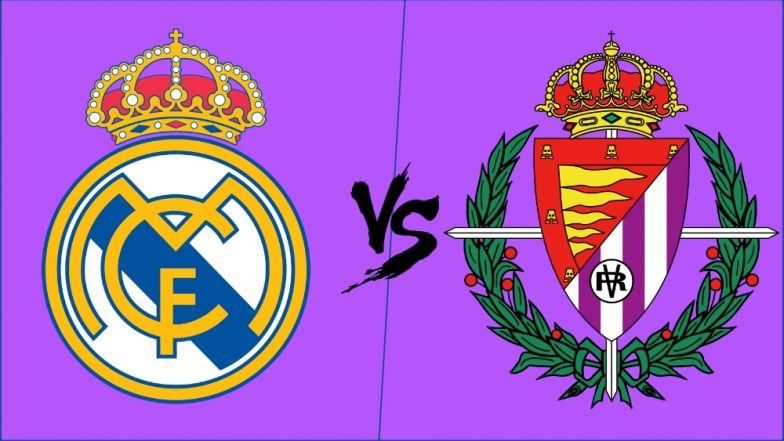 Real Madrid vs Valladolid Live Streaming Online: How to Get La Liga 2018–19 Match Live Telecast on TV & Free Football Score Updates in Indian Time?