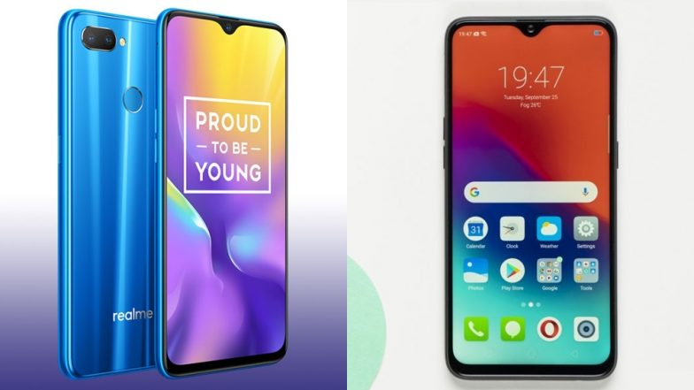 Realme U1 Vs Realme 2 Pro Price In India Features Camera