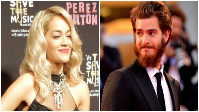 Andrew Garfield, Rita Ora Dating Each Other