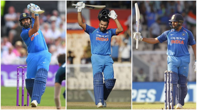 Rohit Sharma Batting Records: The Dashing Indian Opener Can Break This List of Records in Upcoming IND vs AUS T20I Series!
