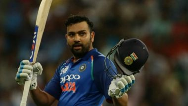Rohit Sharma Bats for Rhinos, Vows to Protect the Species Ahead of World Rhino Day 2019 (Watch Video)