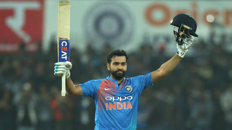 Rohit Sharma Becomes the Highest Run Getter in T20I History