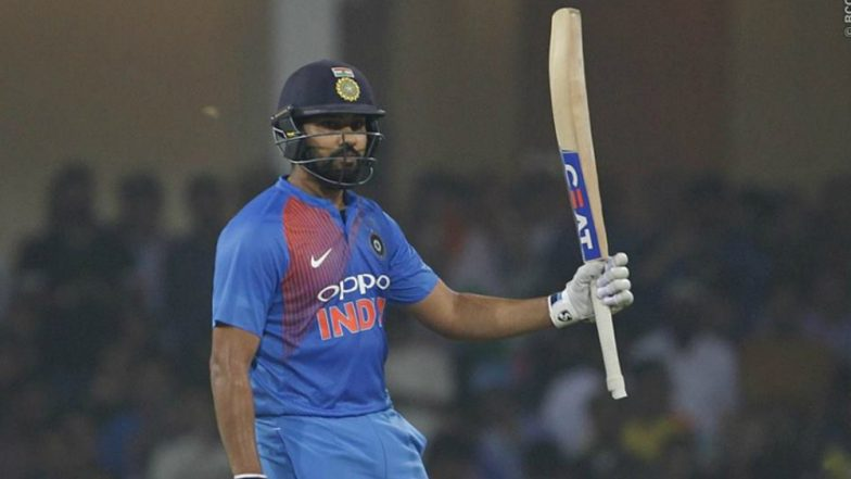Rohit Sharma Could Break Sourav Ganguly's This Record During India vs New Zealand 5th ODI 2019