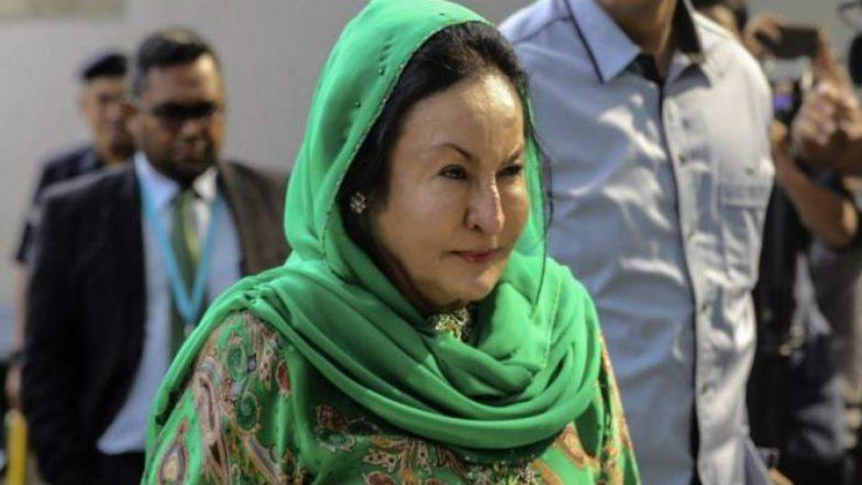 Malaysian Ex-PM Najib Razak's Wife Rosmah Mansor Hit with Two New Graft Charges