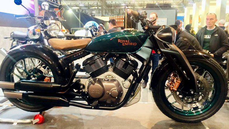 vintage france motorcycle show November paris