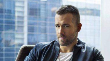 Ryan Reynolds Jokes Wife Blake Lively is Cheating on Him