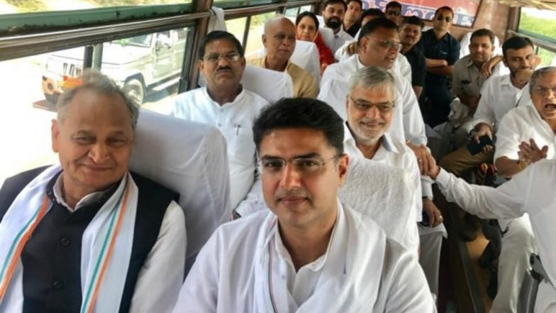 Ashok Gehlot, Sachin Pilot Both to Contest Rajasthan Assembly Elections, Suspense Continues Over CM Candidate