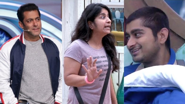 Bigg Boss 12: Salman Khan Does The Right Thing By Slamming Deepak Thakur, Surbhi Rana For Their Personal Comments On Jasleen Matharu