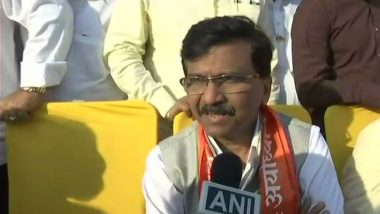 Shiv Sena MP Sanjay Raut Says 'If Rahul Gandhi Wants to Visit Jammu and Kashmir for Enjoyment, Will Make Arrangements'