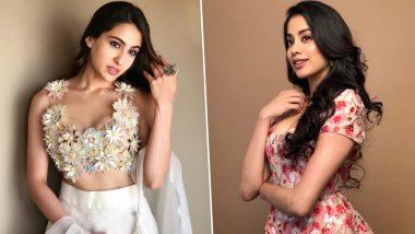 Kedarnath or Simmba - Janhvi Kapoor Picks a Sara Ali Khan Movie She Would Have Made her Debut in