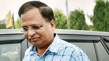 Delhi Minister Satyendar Jain Calls MHA Sanctions to CBI For Charges 'Laughable And Beyond Comprehension'