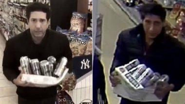 Friend's Ross Geller Doppelganger Arrested After a Manhunt Went Viral in UK
