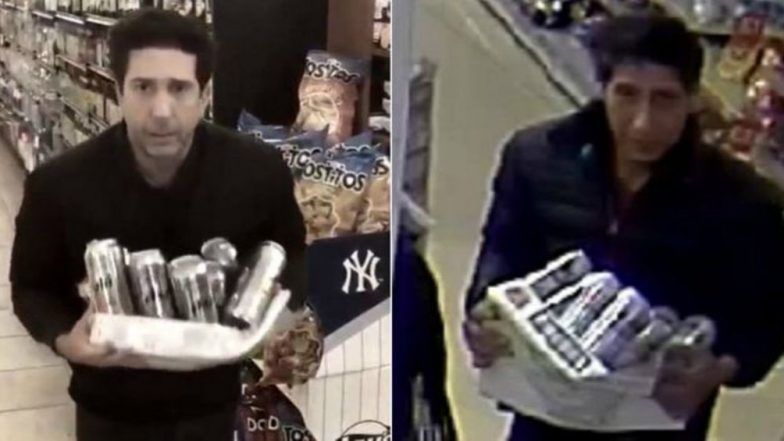 Friend's Ross Geller Doppelganger Arrested After a Manhunt Went Viral in UK