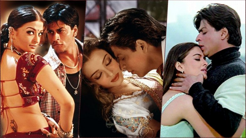 Shah Rukh Khan and Aishwarya Rai Bachchan Songs Will Make You Wish to See SRK-Aish Pair Again on Silver Screen