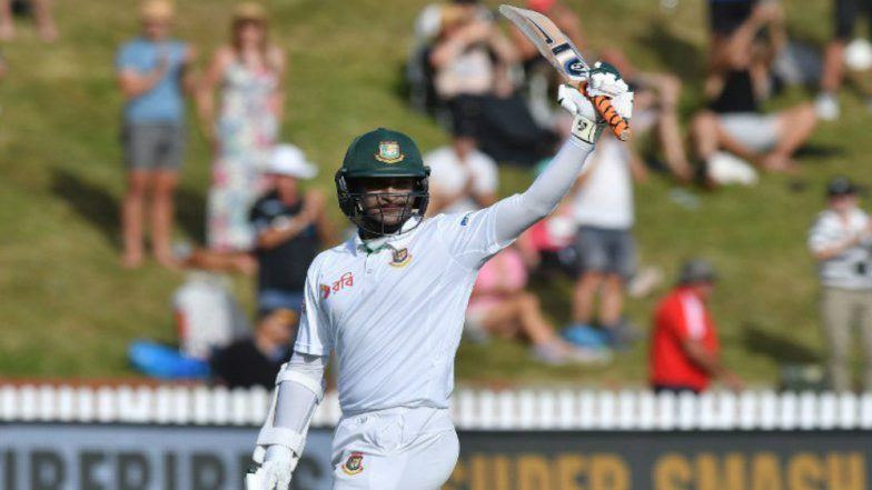 Live Cricket Streaming of Bangladesh vs West Indies 2018 on HotStar: Check Live Cricket Score, Watch Free Telecast of BAN vs WI 2nd Test Match, Day 3 on TV & Online