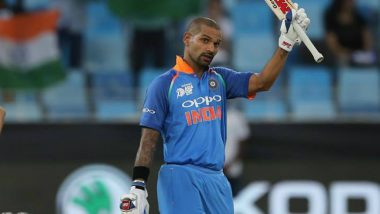 Shikhar Dhawan Vows to Help Pulwama Martyrs' Families; Urges Others to Help (Watch Video)
