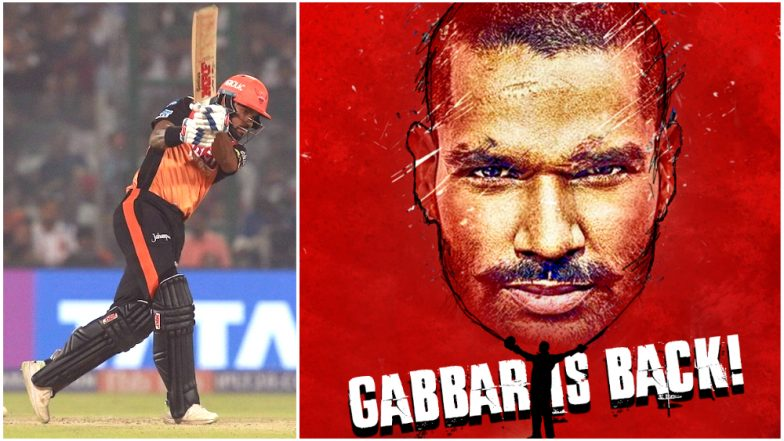 Shikhar Dhawan Added to Delhi Daredevils Squad for IPL 2019: SunRisers Hyderabad Release Dashing Batsman Ahead of 2019 Indian Premier League!