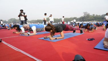 Bajaj Allianz Life Plankathon: India Sets New Guinness World Record with Plankathon