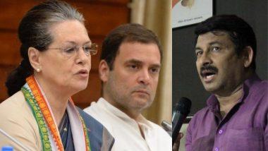 'Had Sonia Gandhi Observed Chhath, She Would Have an Intelligent Child': Manoj Tiwari Mocks Rahul Gandhi