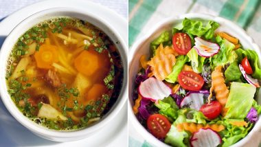 Winter Special Dinner Recipes: Treat Your Taste buds to These Healthy Soups and Salad