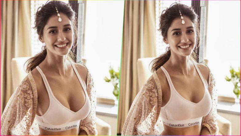 Why Disha Patani Digitally Enhanced Her Calvin Klein Sports