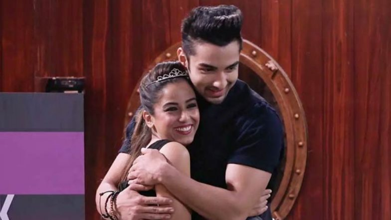 Bigg Boss 12: Srishty Rode Got This Gift From Rohit Suchanti When She Was Leaving The House