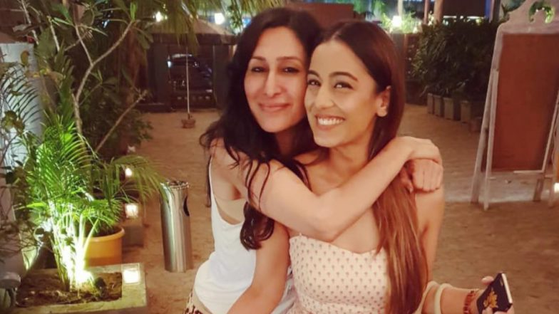 Bigg Boss 12: Srishty Rode Meets Karanvir Bohra's Wife Teejay Sidhu and We Wonder What did They Talk About