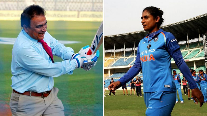 'You Cannot Drop Someone Like Mithali Raj', Sunil Gavaskar Comes Out in Her Support After Fallout With Coach Ramesh Powar