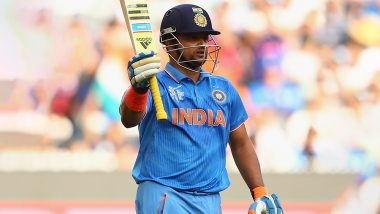 Suresh Raina Aims to Play for India Again, Says 'I Can Bat at Number Four'