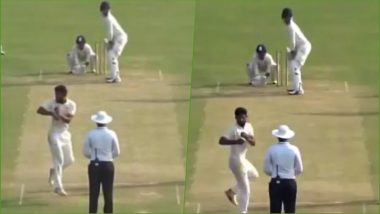 'Switch Bowling Action' by Shiva Singh Leaves Cricket Fans Stunned! Watch Video of Left-Arm Spinner's 360 Degree Turn Breaking the Internet