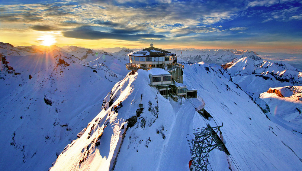 Switzerland Is Top Snow Holiday Destination Choice for Indians